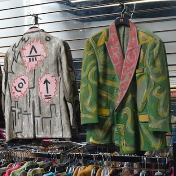 Jackets by Lenny Oldeboom Photo Credit: PDX Resale Facebook (image cropped)