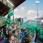Timbers Army. Photo Credit: <a href=
