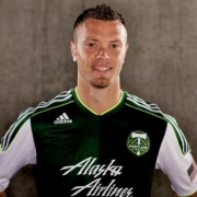 Jack Jewsbury, plays for the Portland Timbers
